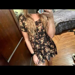 American Apparel floral sundress